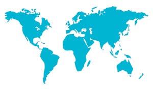 Turquoise Finances dans le monde